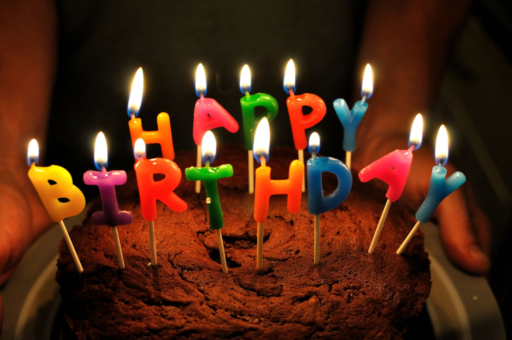 Send You Birthday Wishes On Facebook Cake